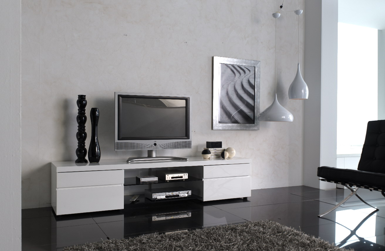 Тумба под современный телевизор