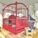 dizajn detskoj komnaty dlya novorozhdennogo proekt