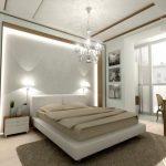 dizajn spalni