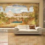 freski steny rospis v stile freski