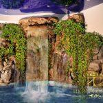 iskusstvennye vodopady v dizajne interera