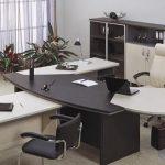 mebel v kabinete rukovoditelya