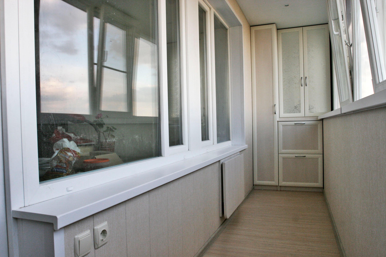 """Как выбрать материалы для комплексной отделки балкона """"под к."""