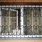 Нужен ли ремонт кованым решеткам?
