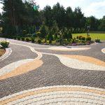 Тротуарная плитка: разновидности материала