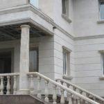 Применение известняка для фасадных работ