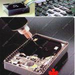 Теплопроводные силиконовые помпаунды