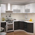 Как выбрать белые модульные кухни