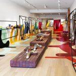Дизайн магазина одежды: фото
