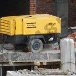 kak vybrat arendu kompressora s betonolomom