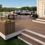 great composite decking ideas