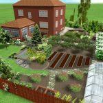 Как обустроить загородный участок
