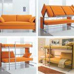 Преимущество мебели трансформер