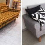 Самостоятельная перетяжка старой мебели: как все сделать правильно