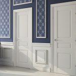 Роль межкомнатных дверей в стилистике интерьера