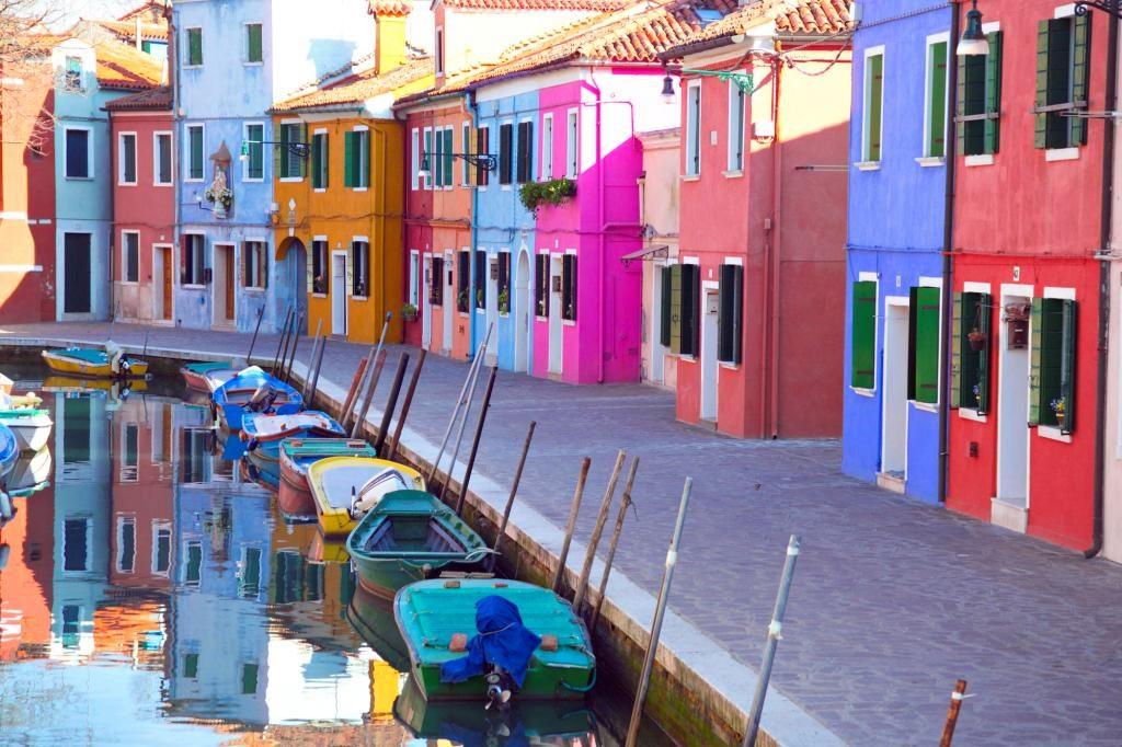 Italy Venice Burano