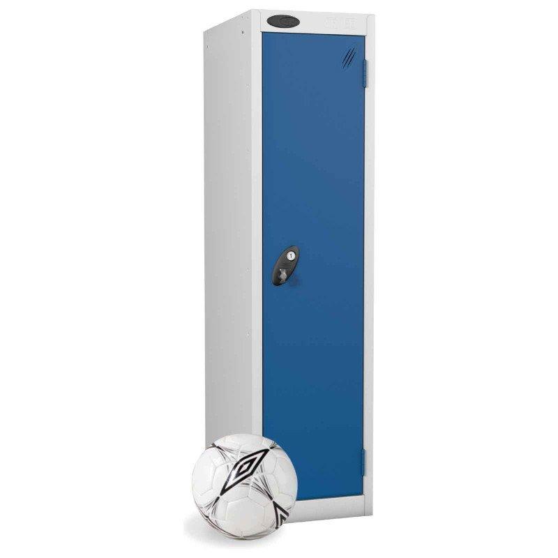 1 door low locker2 ball