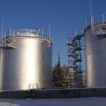 Изготовление стальных резервуаров для хранения