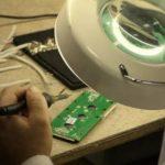 nekotorye problemy sovremennoj elektroniki