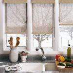 Как выбрать окна для кухни