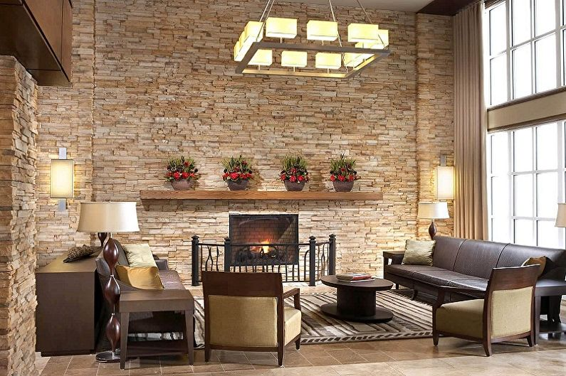 dekorativnyj iskusstvennyj kamen osnova krasoty doma